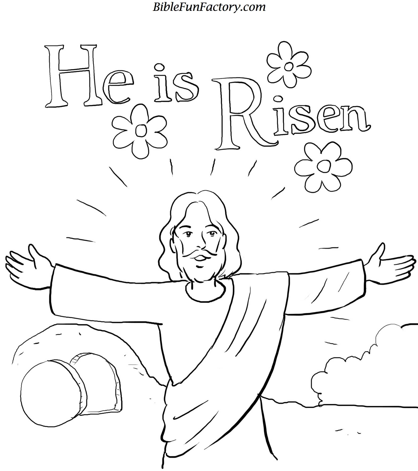 He is Risen Crafts on Pinterest