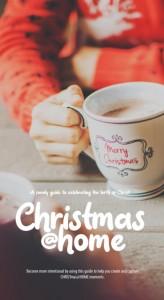 Christmas@home cover 2017