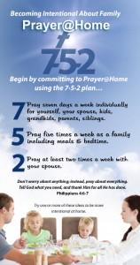 prayer@home cover