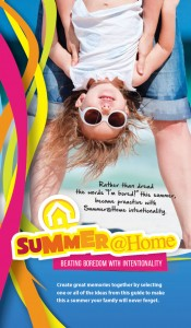 summer@home cover only